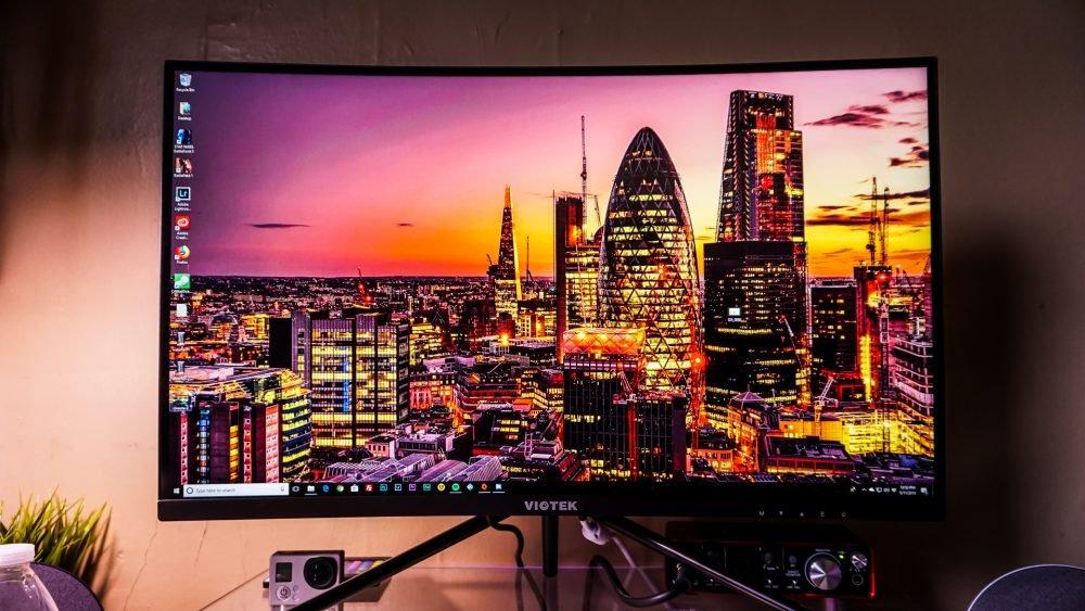 Viotek PC Gaming Monitor Sale | The Gosu Crew: Home